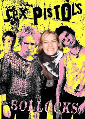 montage Sex Pistols Mlle Fresh