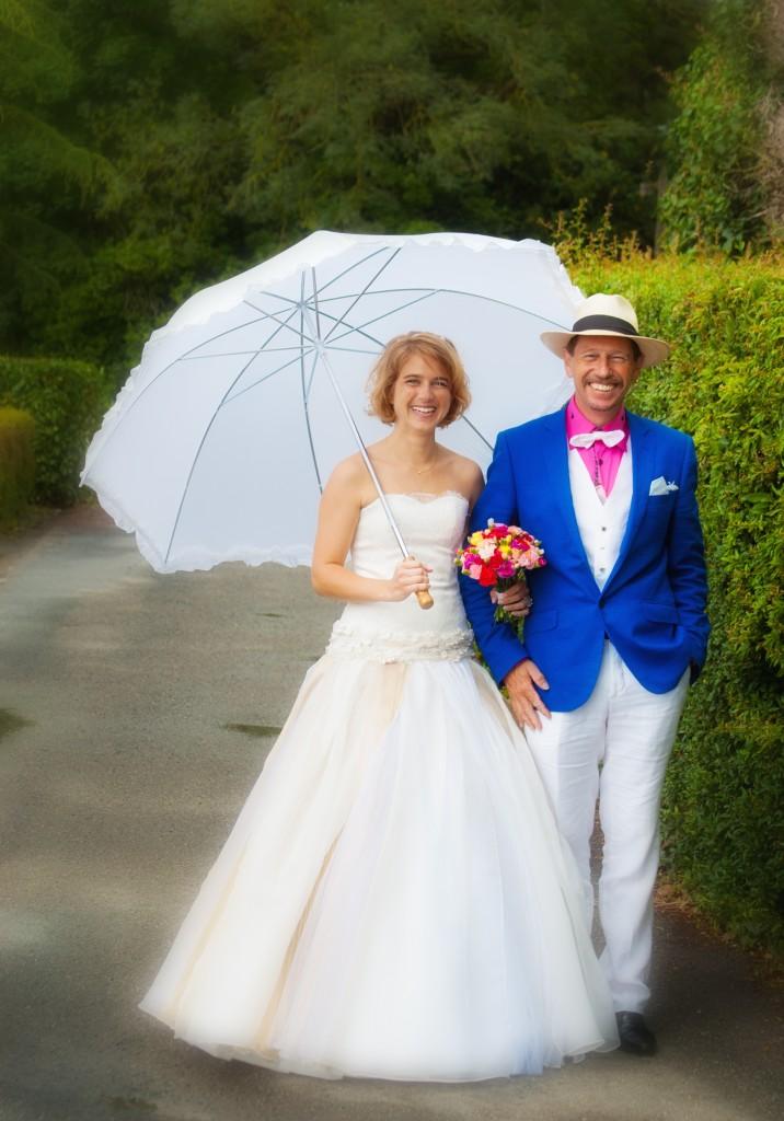 Entrée de la mariée - cérémonie laïque