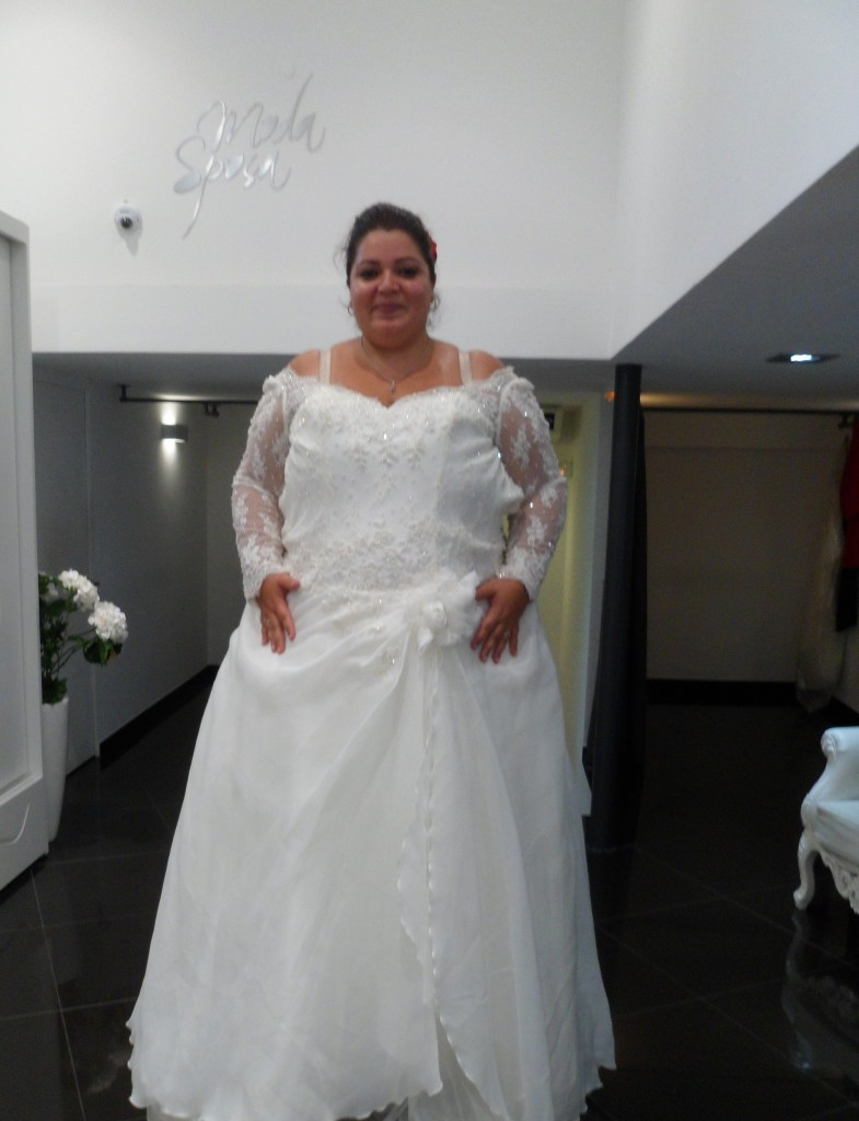 Robe grande taille femme pour mariage