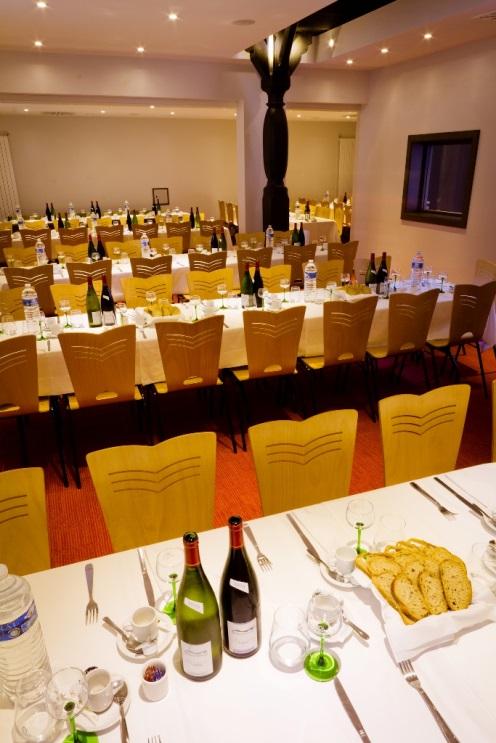 hotel restaurant mariage