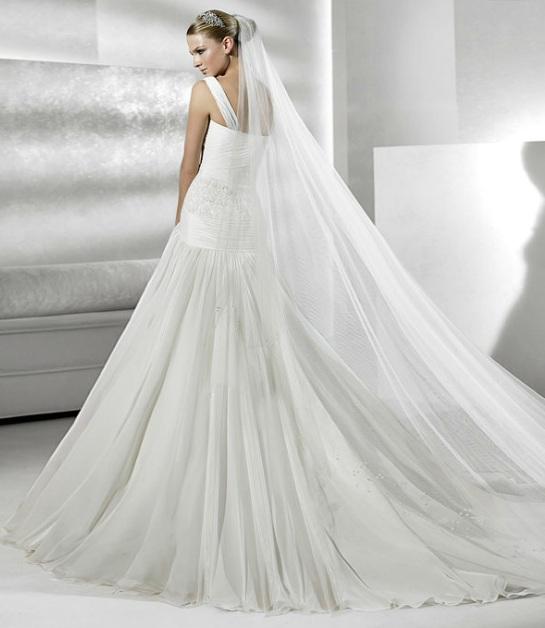 robe de mariée la sposa