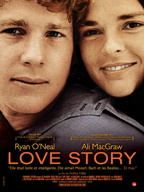Love Story, le film