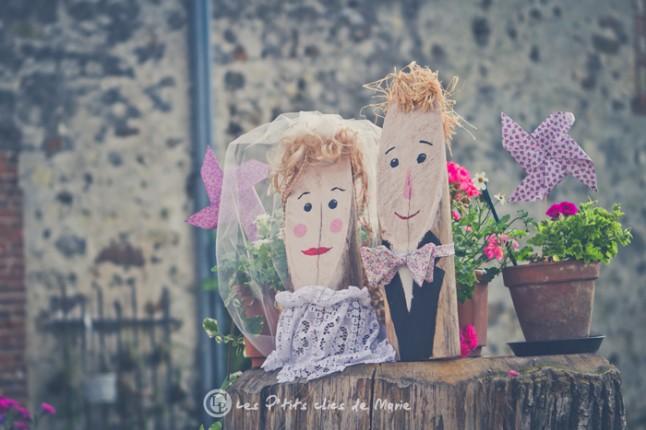 mariage bohème champêtre