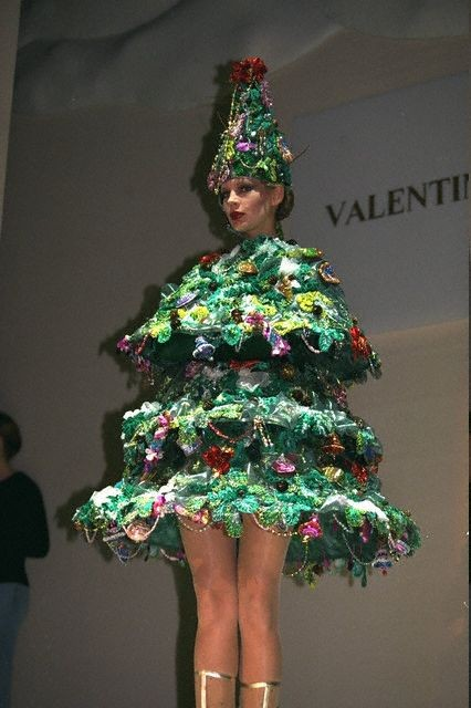 robe sapin de Noël
