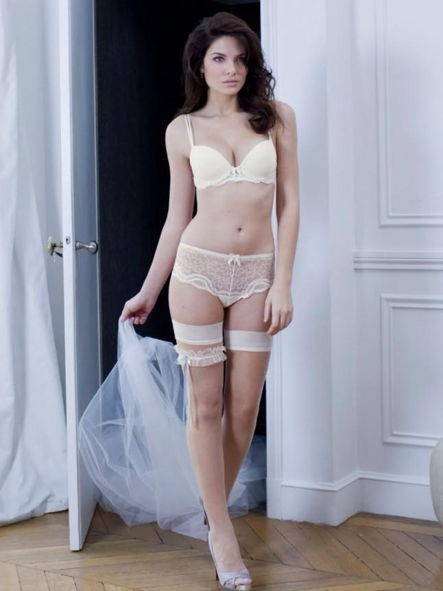 lingerie de mariée Simone Pérèle