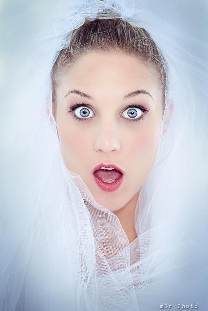 mariée surprise