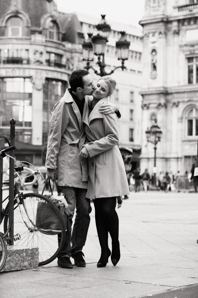 amoureux Paris
