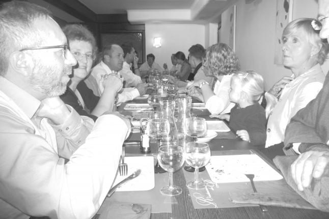 dîner en famille