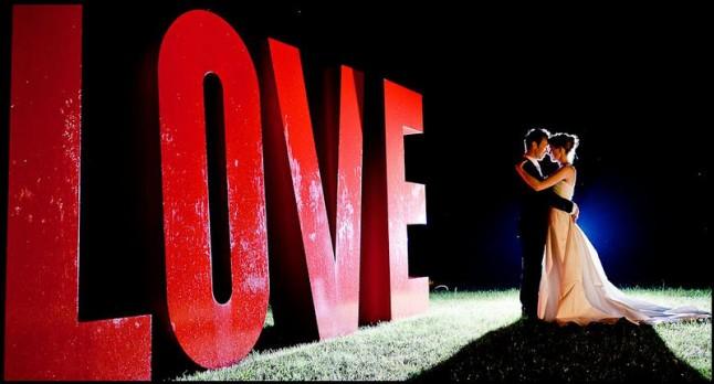 mariés LOVE