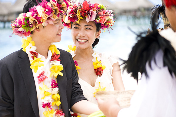 mariage îles