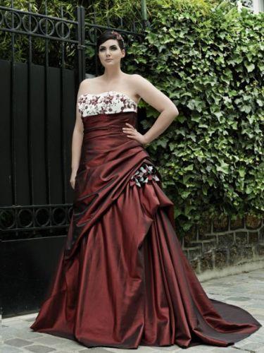robe de mariée bordeaux Léa Botelli