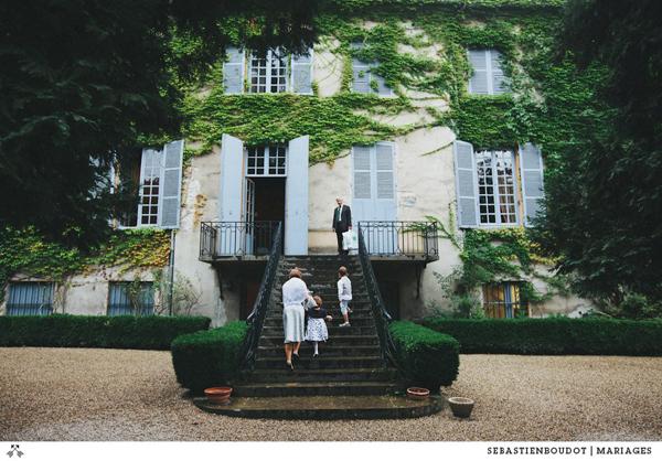 château Mme Aquarelle