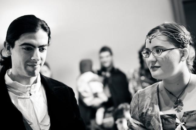 Monsieur Lutin et Madame Lutine