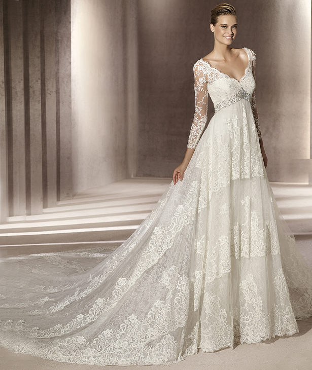 robe Pronovias Eclipse