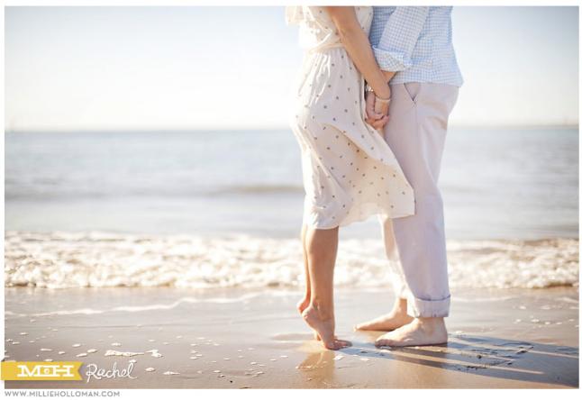 amoureux plage