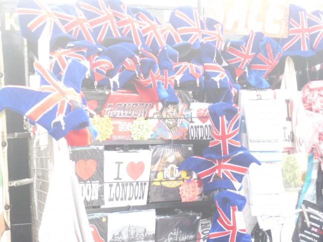 chapeaux Londres