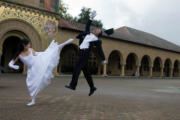 mariée kung-fu