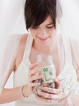 mariée billets