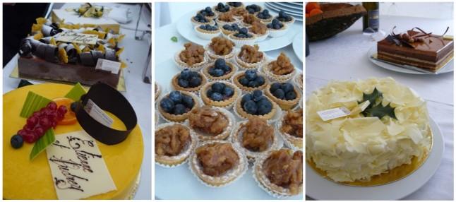 desserts brunch