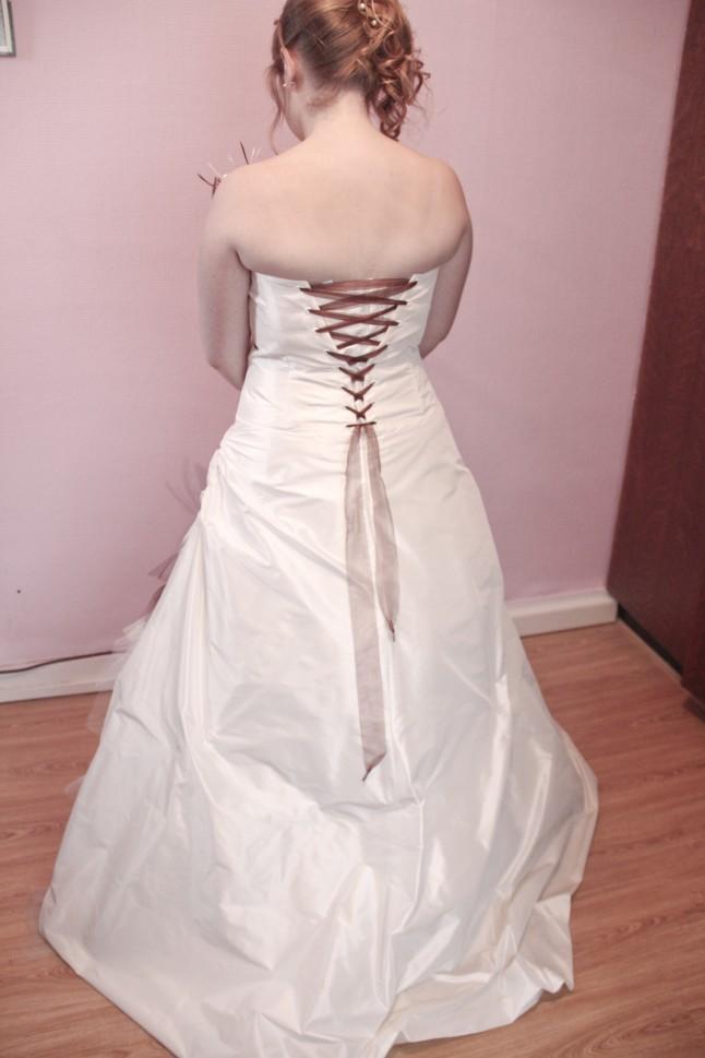 robe de mariée Mme Louli