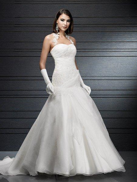 robe de mariée Fez, d'Anita Jakobson