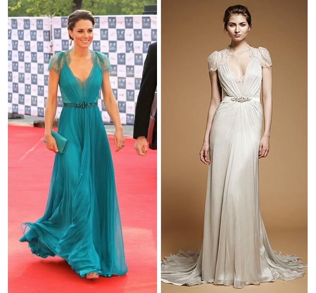 Kate-Middleton-Jenny-Packham