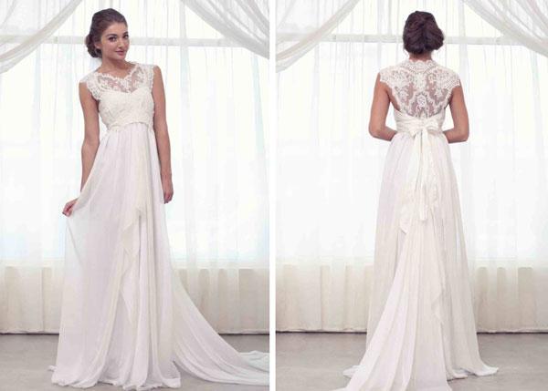 robe de mariée Anna Campbell