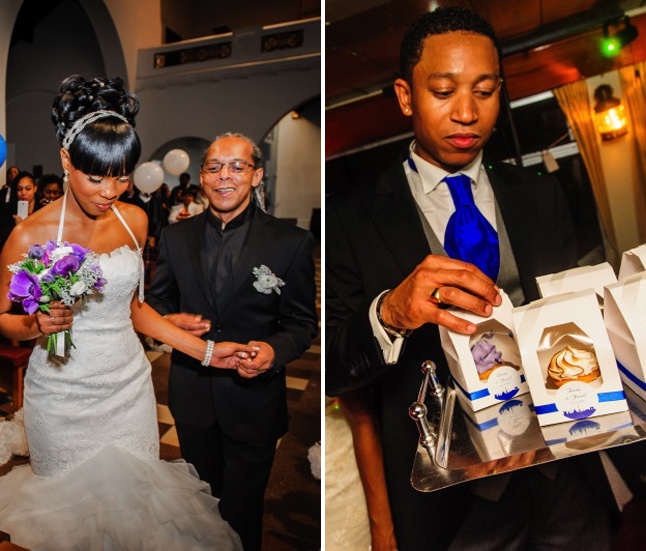 mariage paris péniche père mariée