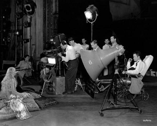 tournage de Citizen Kane