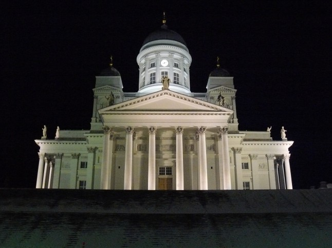sénat finlandais à Helsinki