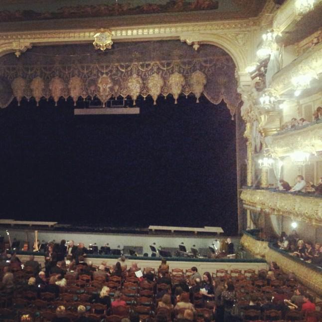 opéra en Russie