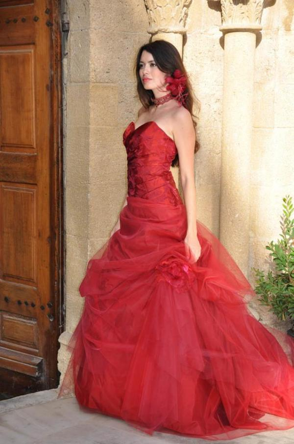 robe Baccarat rouge