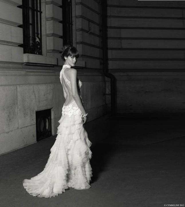 robe Fay à dos nu, de Cymbeline