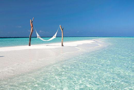 hamac paradis île