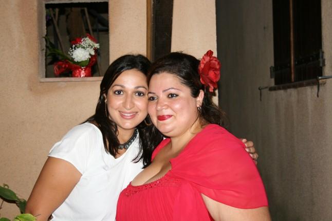 Mlle Stilettos et sa soeur