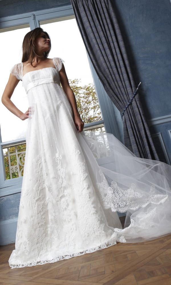 robe empire Joséphine Marie Laporte