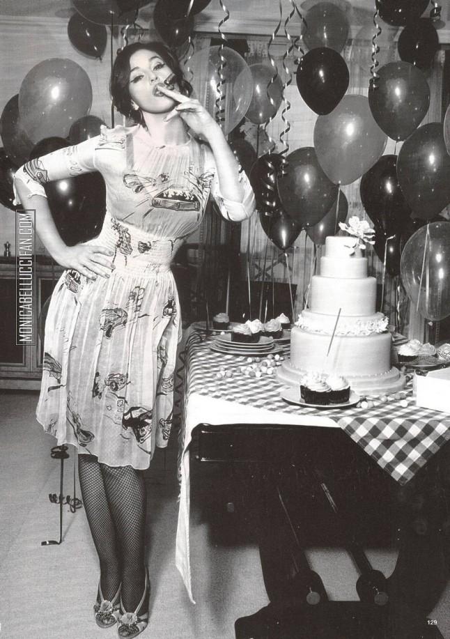 Monica Bellucci glamour