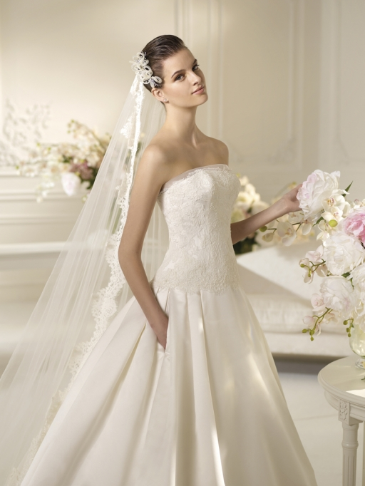 robe de mariée Nelson de White One
