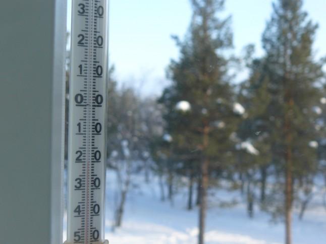 températures très basses