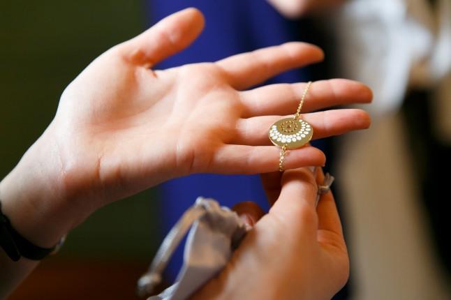 bracelet cadeau témoin