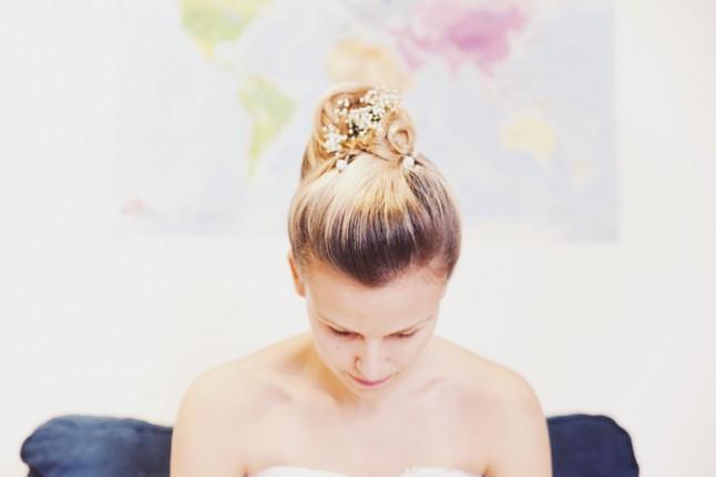 mariage surprise à Lyon - préparaifs mariée