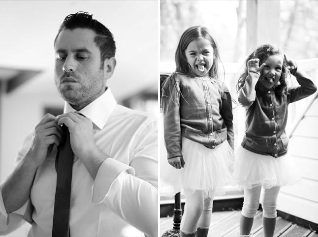 mariage thème cirque, habillage marié et enfants