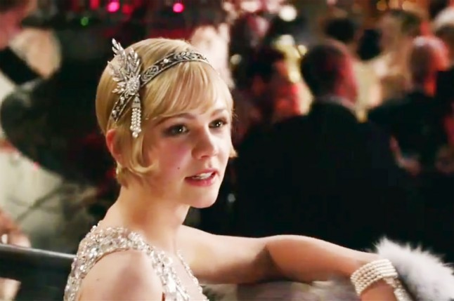 Carrey Muligan in The Great Gatsby