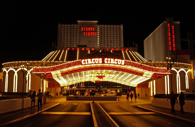 Circus Circus hôtel Las Vegas
