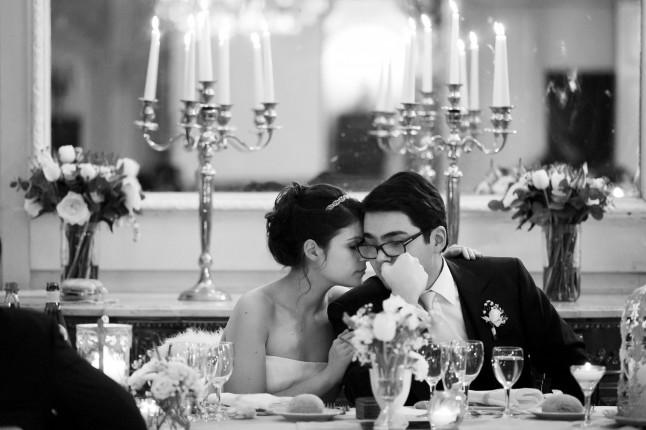 diner de mariage