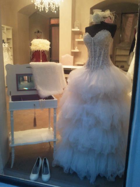 Désirée Mariage vitrine