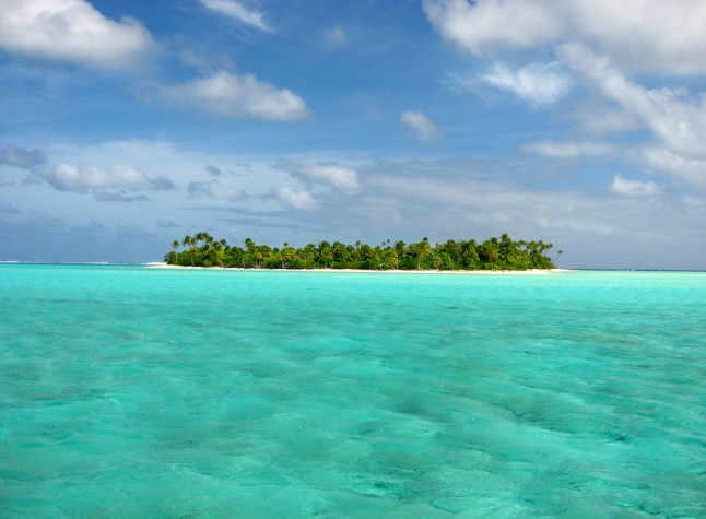 Atoll Island