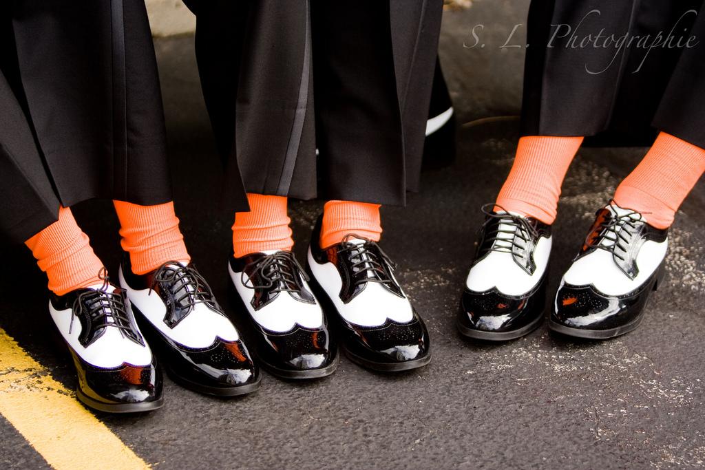chaussettes marié