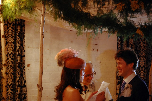 Cara and Pascal wedding