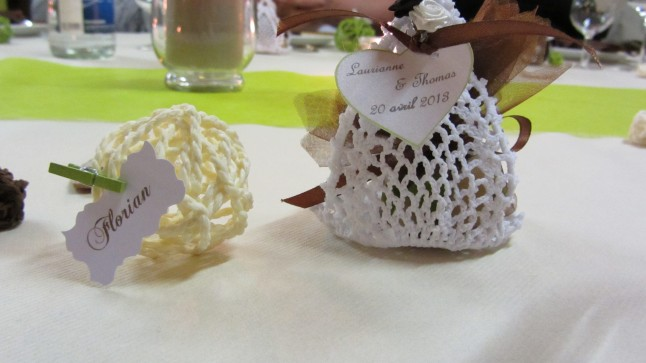 Mlle Chocolat dragées